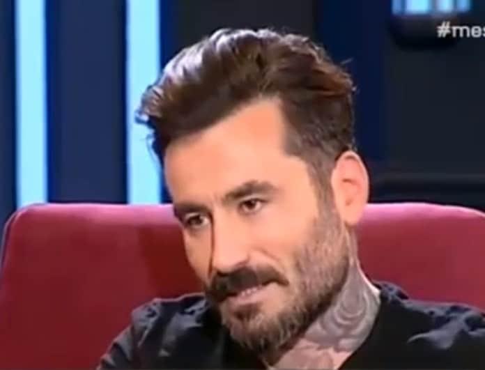 Γιώργος Μαυρίδης: Αποκάλυψε για ποιο λόγο χώρισε με τη Νικολέττα Ράλλη! «Ξέρω για τη σχέση της...» (Βίντεο)