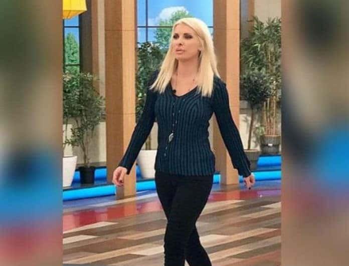 6efbcb76d6b3 Eλένη Μενεγάκη: Πόλεμος στον Αlpha tv! Το χρυσό συμβόλαιο άλλης  παρουσιάστριας! - VANDA' S BLOG - Youweekly