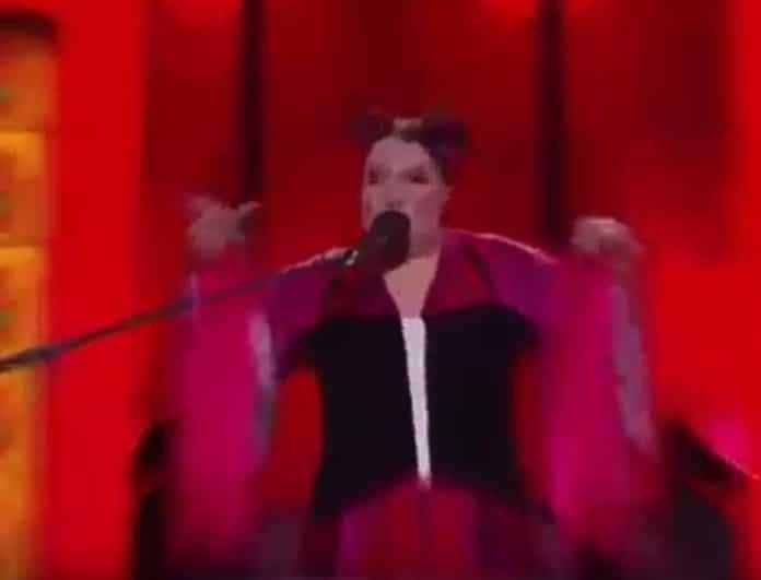 YFSF: Η επική μεταμόρφωση της Μελίνας Μακρή! Εντυπωσίασε ως «Netta»! (βίντεο)