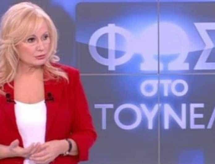 Alpha tv: Η Αγγελική Νικολούλη πήρε το αίμα της πίσω! Τι απίθανο έκανε...