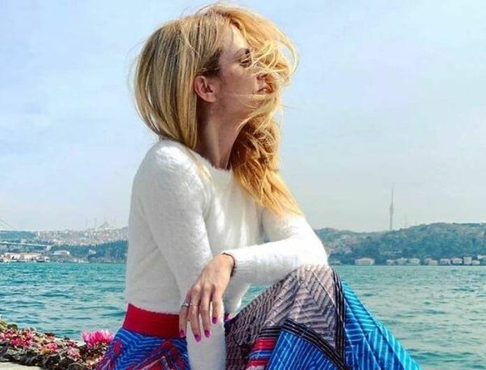 Ντορέττα Παπαδημητρίου: Ταξίδι στην Κωνσταντινούπολη! Με ποιον πήγε;