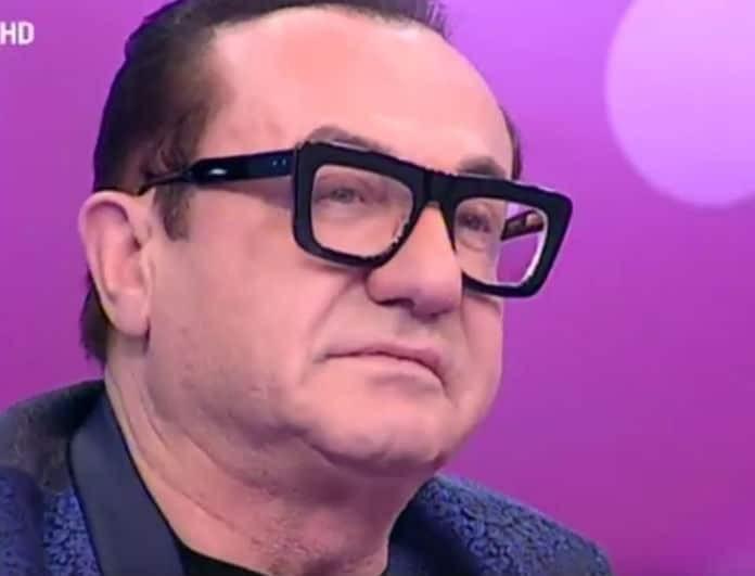 Λευτέρης Πανταζής: Ψυχολογικά ράκος ο τραγουδιστής Ξέσπασε σε κλάματα στο πλατό του Πάμε Πακέτο!