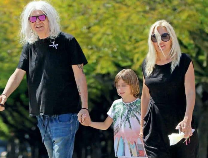 Αννίτα Πάνια - Νίκος Καρβέλας: Άγριος καβγάς για το παιδί τους! Σε κόντρα οι πρώην!