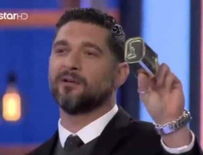 Master Chef: Ρεσιτάλ ερμηνείας από τον Πάνο Ιωαννίδη! Tι έκανε; (βίντεο)