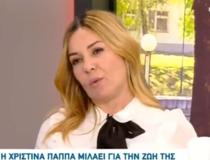 Χριστίνα Παππά: Η αποκάλυψη για τις σχέσεις του γιου της - «Δεν μπορώ συνέχεια να κλαίω...» (βίντεο)