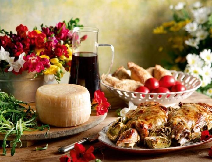 Προειδοποίηση από τον ΕΦΕΤ: Αυτά τα πασχαλινά τρόφιμα περιέχουν τα περισσότερα συντηρητικά!