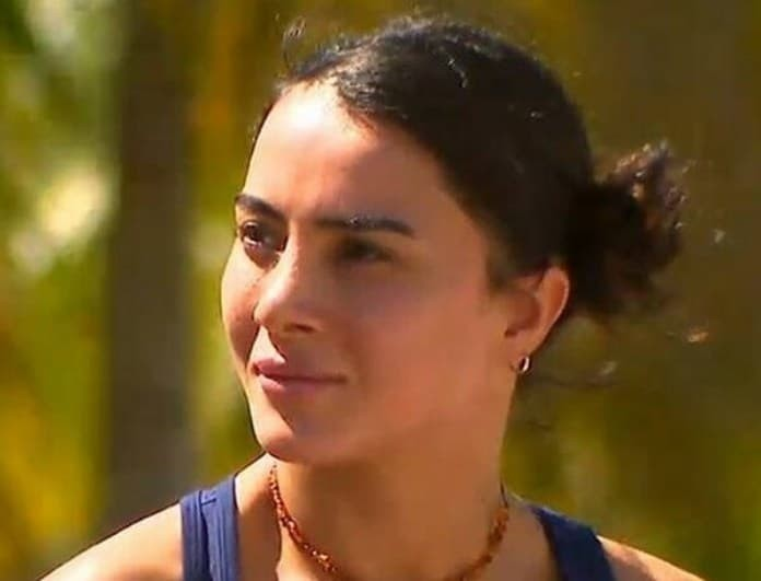 Survivor: Τρελά ερωτευμένη με Έλληνα παίκτη η Σαμπριέ: «Μακάρι να χωρίσει!» (βίντεο)