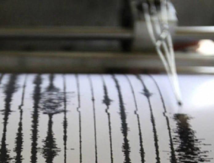 Σεισμός 3,8 Ρίχτερ πριν από λίγο!