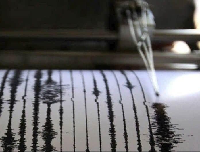 Έκτακτο! Σεισμός στην Ρόδο!