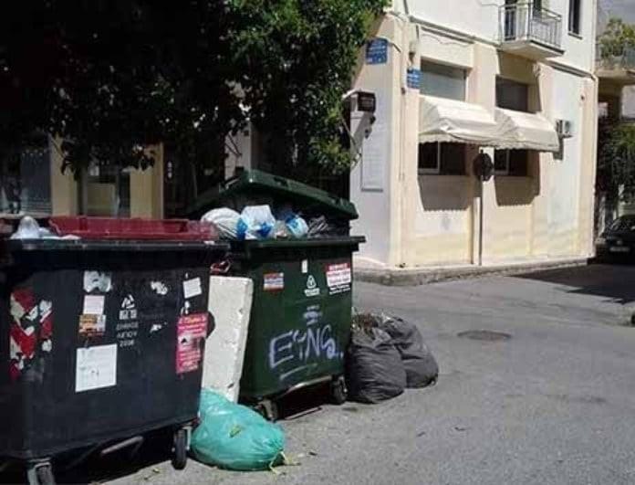Έκτακτο: 30χρονη πέταξε βρέφος σε κάδο σκουπιδιών! Νεκρό το μωράκι!