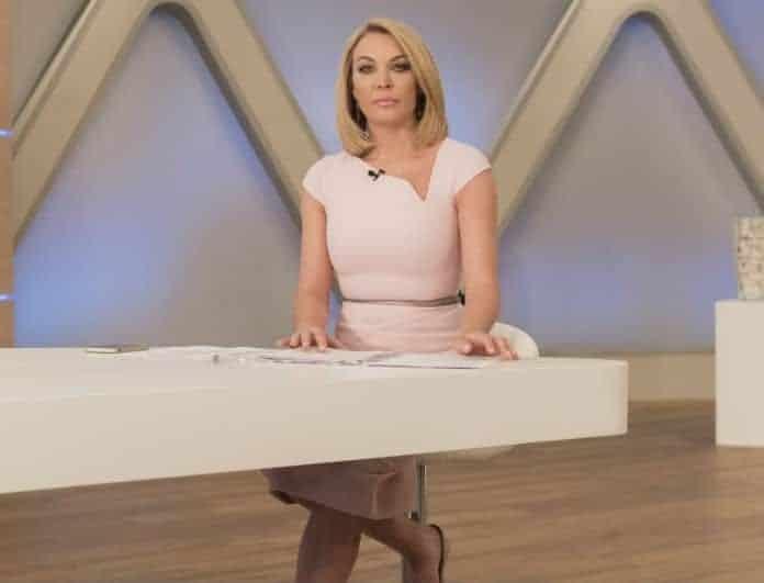 Τατιάνα Στεφανίδου: Τελικά δεν θα κάνει Ανάσταση με τους...