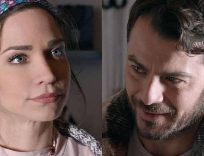 Το τατουάζ: Η Όλγα ανακοινώνει στον Στέφανο πως είναι έγκυος!