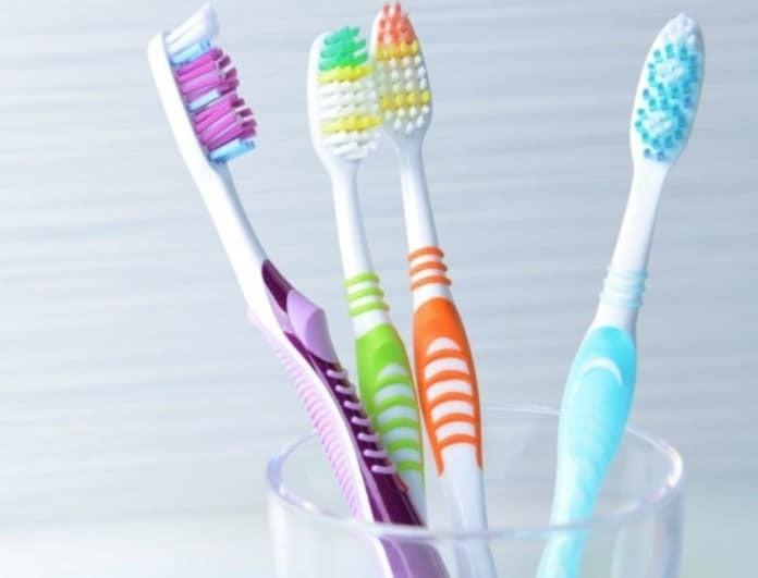 Μην κάνετε το λάθος και πετάξετε την παλιά σας οδοντόβουρτσα!