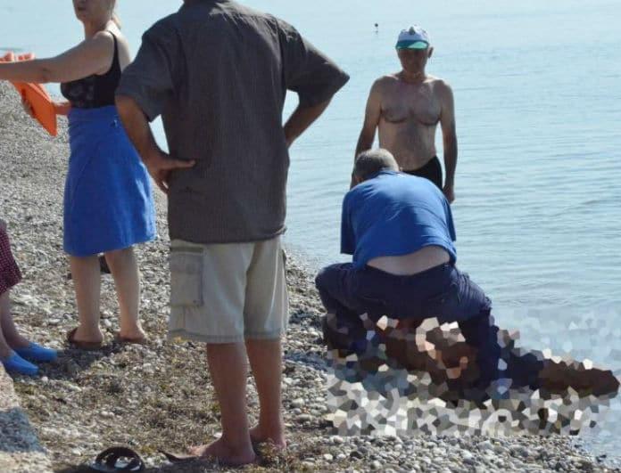 Θρίλερ στη Ρόδο: Βρέθηκε πτώμα άντρα σε κεντρική παραλία!