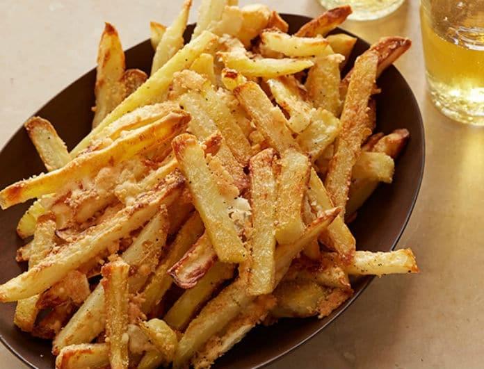 Κάντε πιο νόστιμες τις τηγανιτές πατάτες! Αυτός είναι ο πιο έξυπνος τρόπος!