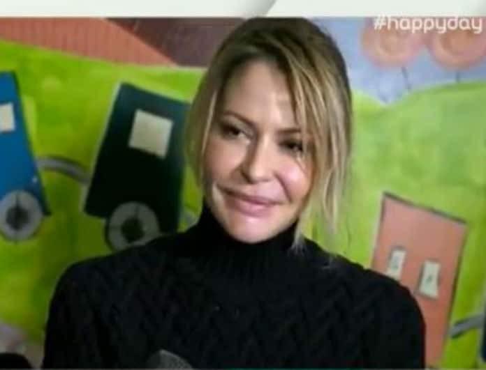 Τζένη Μπαλατσινού: Δάκρυσε μπροστά στις κάμερες! Η αποκάλυψη για τα παιδιά της και τα τρυφερά λόγια! (Βίντεο)