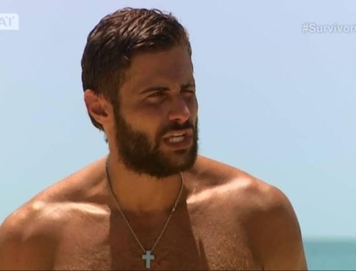 Κωνσταντίνος Βασάλος: Έριξε τη βόμβα! «Επιστρέφω στο Survivor!»