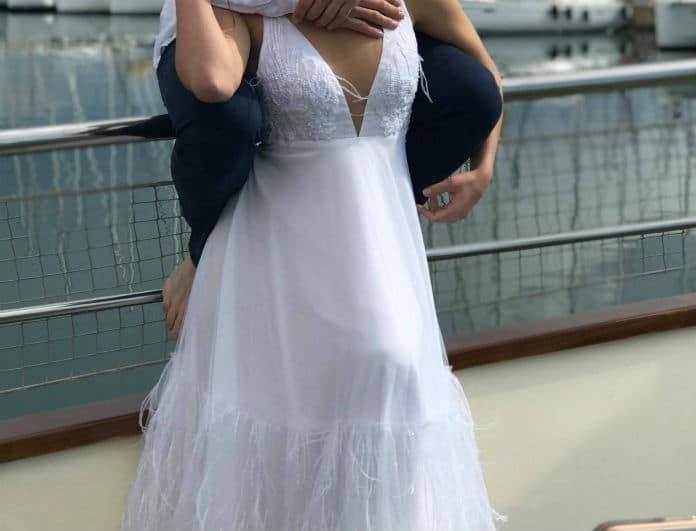 Τατουάζ: Γαμήλια φωτογράφιση για αγαπημένο ζευγάρι της σειράς!