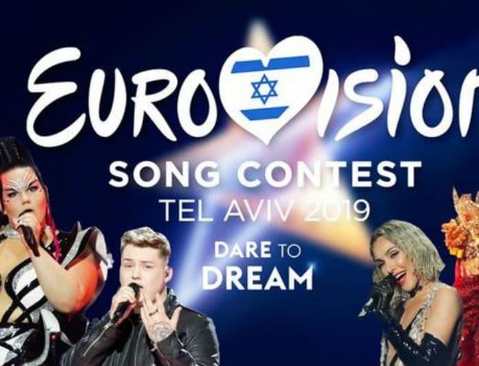 Eurovision 2019: Η μπομπονιέρα της Ντούσκα, η εκρηκτική εμφάνιση της Τάμτα και τα σπαρταριστά στιγμιότυπα από χτες!