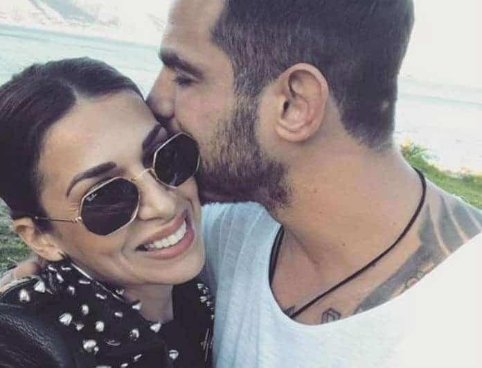 Ετεοκλής Παύλου: Το φιλί στο στόμα και οι πιο τρυφερές ευχές στην Ελένη Χατζίδου: «Σού υπόσχομαι ότι...»