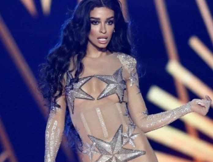Eurovision 2019: Δεν φαντάζεστε πόσο καιρό έφτιαχναν το ρούχο που φόρεσε η Ελένη Φουρέιρα!