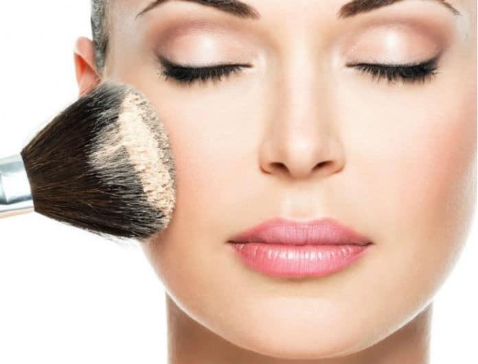 To έξυπνο μακιγιάζ που θα κάνει το πρόσωπο σου να φαίνεται πιο αδύνατο!