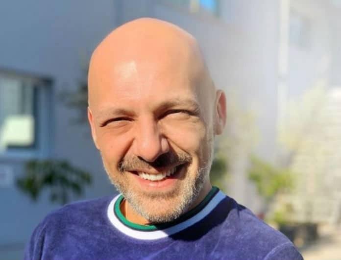 Νίκος Μουτσινάς: Σε πελάγη ευτυχίας! Τα πιο ευχάριστα νέα!