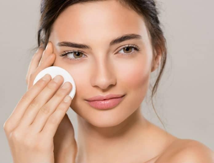 5 tips για να αφαιρέσετε αποτελεσματικά το μακιγιάζ σας!