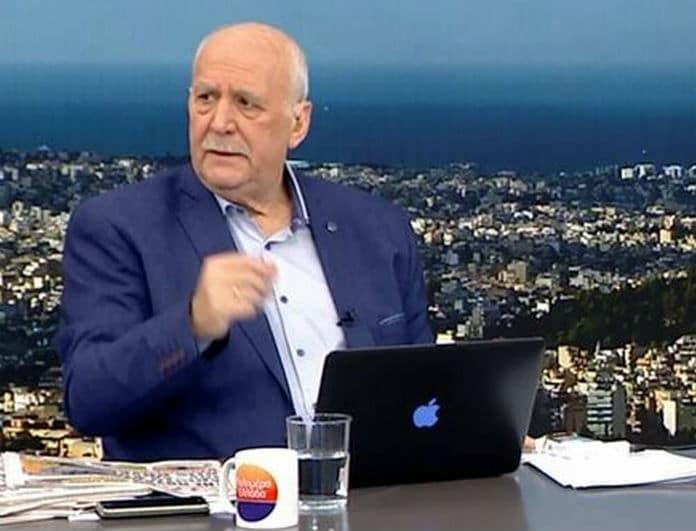 Γιώργος Παπαδάκης: Άγριο ξέσπασμα on air! «Κάθαρμα! Μην ξαναπιάσεις το γιο μου στο στόμα σου»!