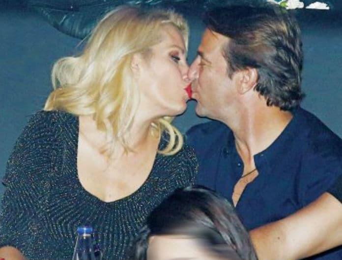 Ελένη Μενεγάκη: Φωτογραφία ντοκουμέντο με άλλον άντρα! Τα ξέρει αυτά ο Μάκης Παντζόπουλος;