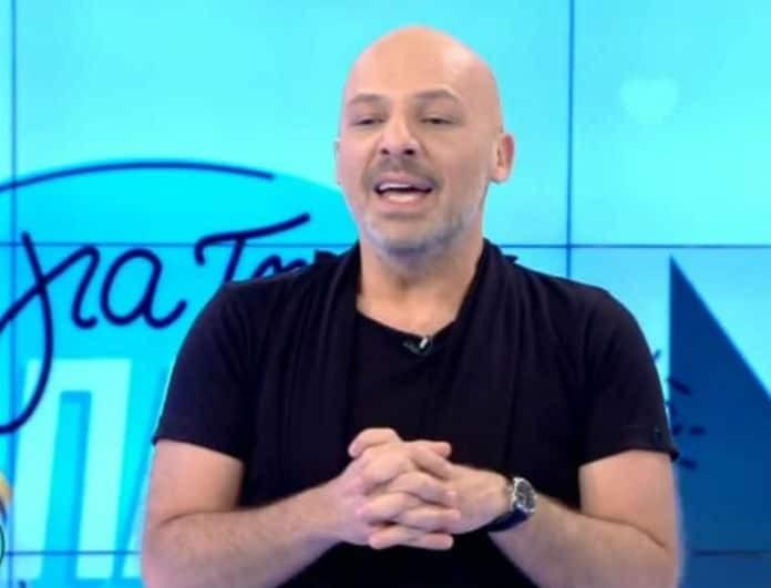 Νίκος Μουτσινάς: Ηφαίστειο που εξερράγη ο παρουσιαστής! Τέλος τα ψέμματα!