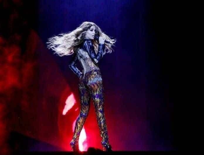 Eλένη Φουρέιρα: Το μήνυμά της για την Τάμτα στον ημιτελικό της Eurovision!