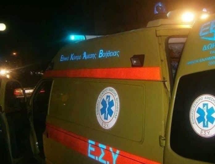 Τροχαίο δυστύχημα στα Φάρσαλα: Νεκρός 20χρονος!