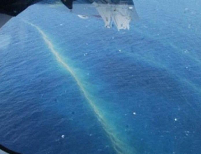 Αεροσκάφος συνετρίβη στη θάλασσα!