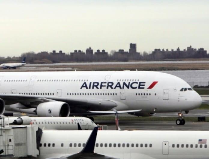Θρίλερ στον αέρα: Σήμα κινδύνου από αεροπλάνο της Air France!