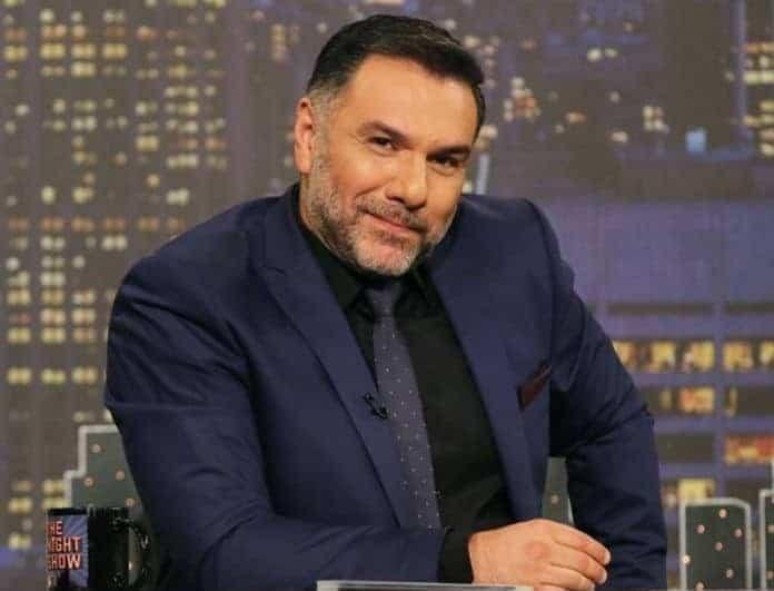Γρηγόρης Αρναούτογλου: Ευχάριστα νέα για τον παρουσιαστή! Του ανακοινώθηκε πως...