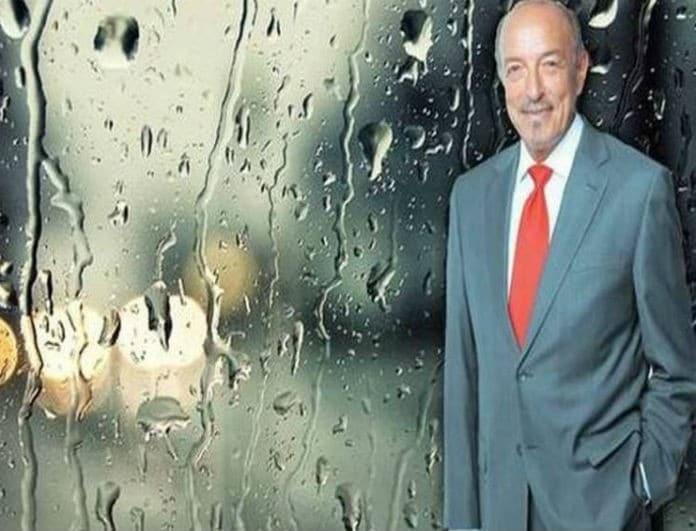 Ο Τάσος Αρνιακός προειδοποιεί! «Σαββατοκύριακο με βροχές και καταιγίδες παντού εκτός από....»