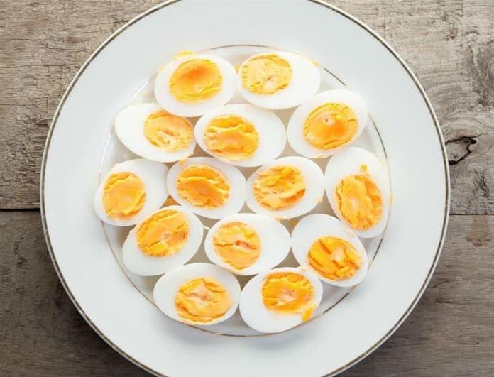 Έτσι θα κάνεις το τέλειο βραστό αβγό κάθε φορά!