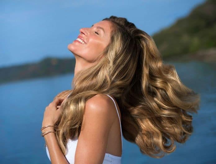 10 πολύτιμες συμβουλές για όμορφα και γερά μαλλιά!