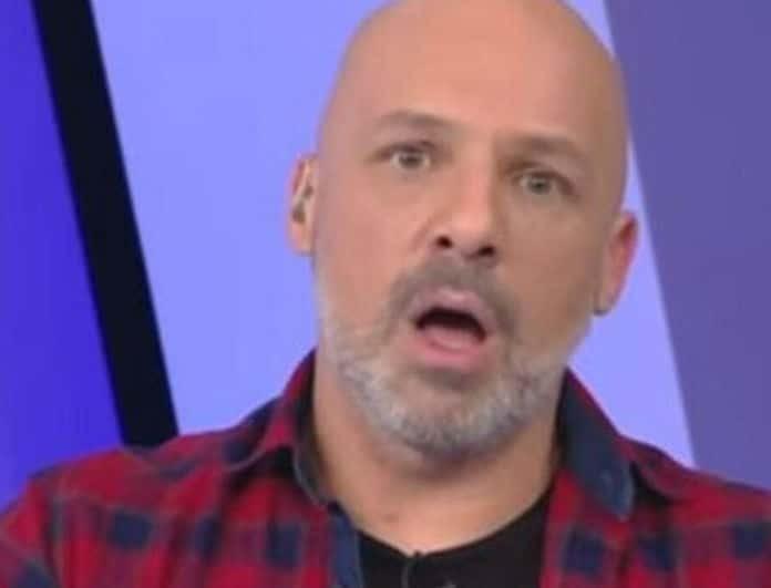 Νίκος Μουτσινάς: Άσχημο το Σαββατοκύριακο για τον παρουσιαστή! Τι συνέβη;