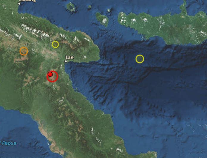 Απίστευτο: Σεισμός 7,2 ρίχτερ