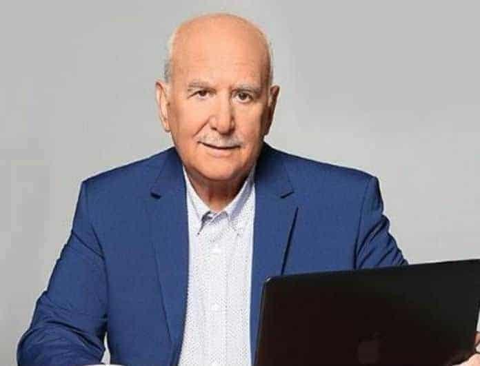 ANT1: «Μάτωσε» ο Γιώργος Παπαδάκης στο κανάλι!