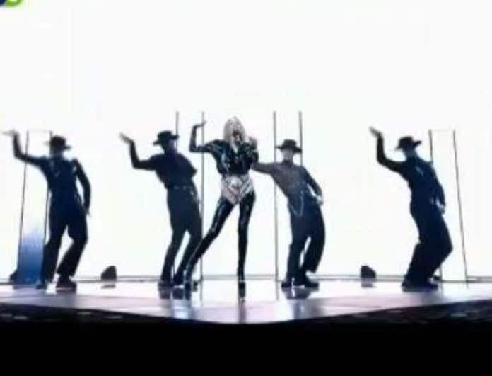 Eurovision: Η εκρηκτική εμφάνιση της Τάμτα επί σκηνής!