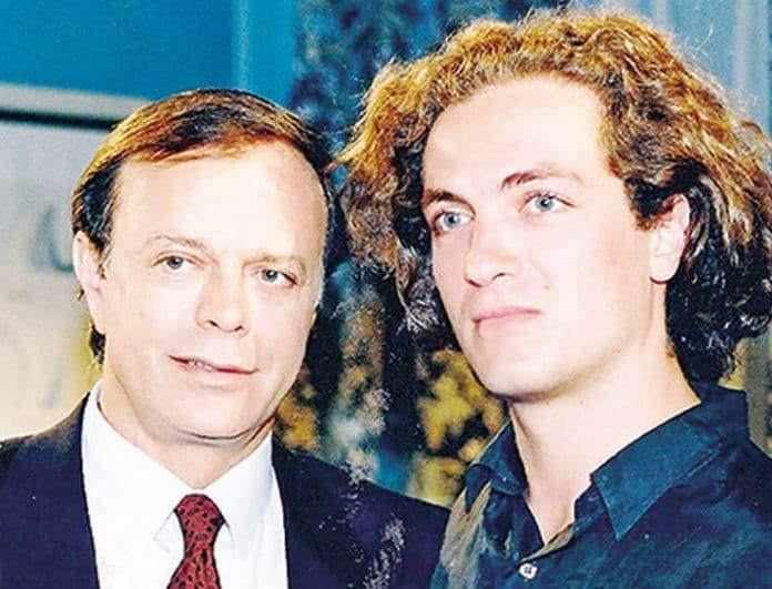 Ανδρέας Ανδρεόπουλος: Η απίστευτη αποκάλυψη για την αποχώρηση του από την Λάμψη, 29 χρόνια μετά!
