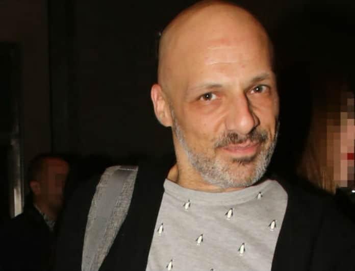 Νίκος Μουτσινάς: Μεγάλη στεναχώρια για τον παρουσιαστή...