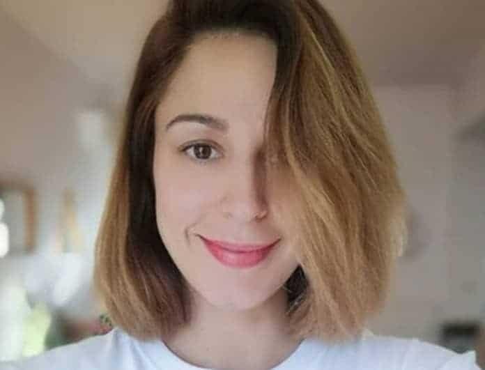 Κατερίνα Παπουτσάκη: Νέα φωτογραφία που θηλάζει τον γιο της!