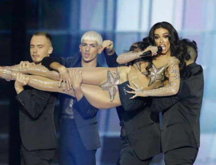 Eurovision 2019: Σκόνη τις έκανε όλες η Φουρέιρα στην σκηνή με το