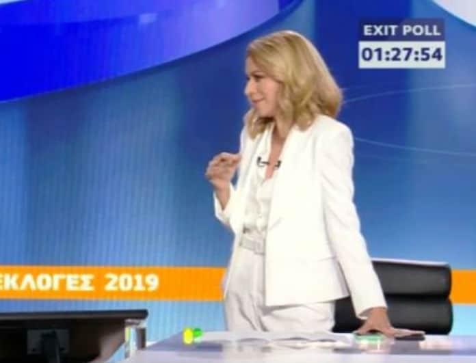 Έλλη Στάη: Δεν θα πιστεύετε ποιος πήρε την θέση της στο Open tv! (Βίντεο)