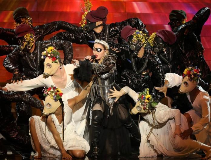 Eurovision 2019: Μαλλιοκούβαρα στο Ισραήλ με τη Μαντόνα! Η κίνηση που άναψε φωτιές...