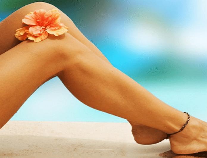Τα 2+1 πιο σημαντικά λάθη που κάνεις όταν ξυρίζεις τα πόδια σου